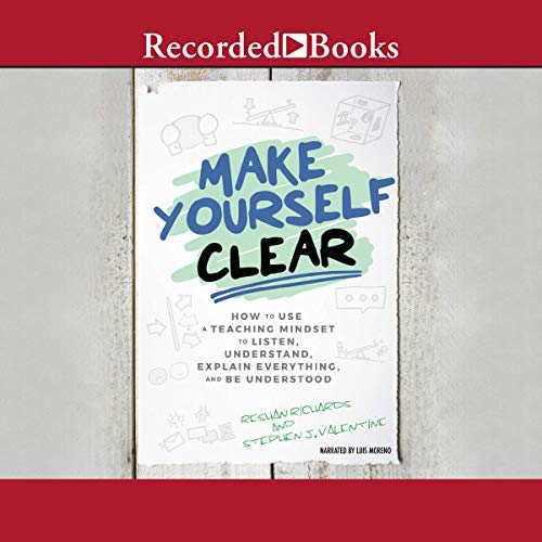 Make Yourself Clear cover art