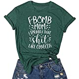 I Sprinkle That Shit Like Confetti F-Bomb Mom Shirt, Mom Shirt with Saying, Mom Life Shirts, Mother's Day Shirts