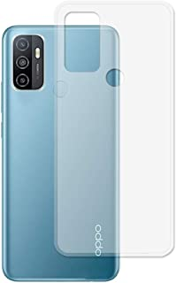 MARGOUN for Oppo A33 (2020) Case Soft TPU Cover - Crystal Clear