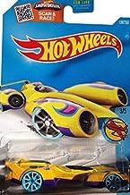 Hot Wheels 2016 Regular Treasure Hunt Sky Show - 4Ward Speed