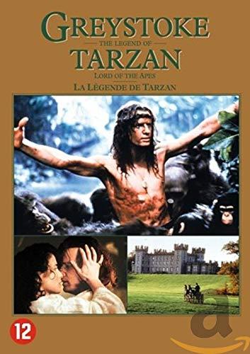 DVD - Greystoke- The legend of Tarzan (1 DVD)