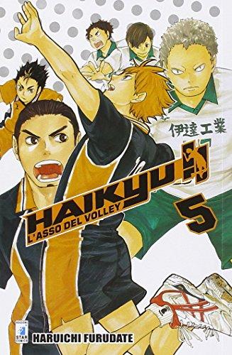 Haikyu!!: 5: Vol. 5