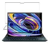 Vaxson 4 Stück Schutzfolie, kompatibel mit ASUS ZenBook Duo 14 UX482 14