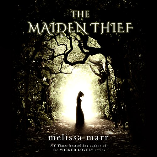The Maiden Thief audiobook cover art