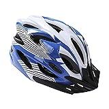 Casco de bicicleta, Casco de Bicicleta de Montaña Casco de bicicleta para Adultos Ajustable con Visera Extraíble para Bicicleta City Specialized Casco de Bicicleta Todoterreno para Hombres y Mujeres