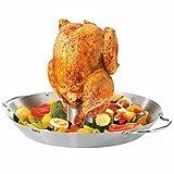 Gefu 89156 Hähnchengriller Und Gemüse-Wok BBQ