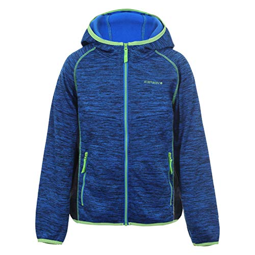 Icepeak Kinsman, Tricot Jacket Children Bambino, Royal Blue, XS