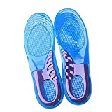 ELECTROPRIME Men Lady Gel Orthotic Sport Running Insoles Insert Shoe Pad Arch Support