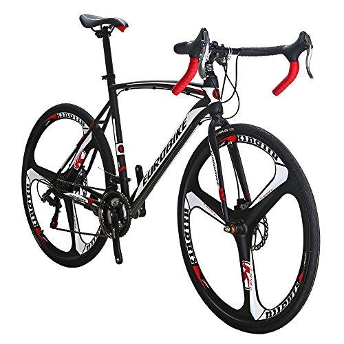 """51Qu7bHgkWL。 SL500ロイスユニオンメンズグラベルバイク27.5 """"または700cホイール"""