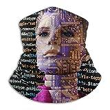 XCVD Tecnología Imagen Máxima comodidad Calentador de cuello Máscara facial Escudo Bandana súper protectora Diadema Gorro Resistente al viento Boca a prueba de polvo Mascarilla bufanda mágica