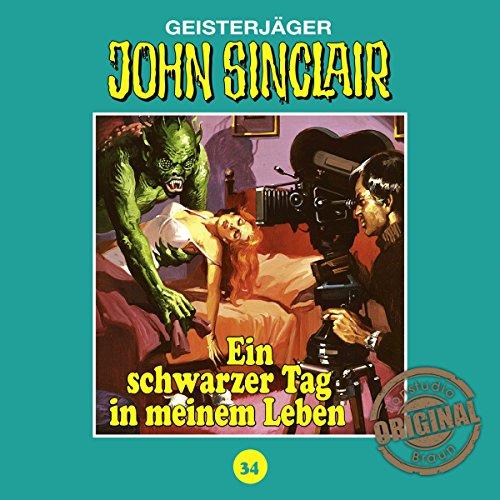 Ein schwarzer Tag in meinem Leben (John Sinclair - Tonstudio Braun Klassiker 34) Titelbild