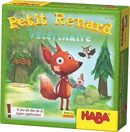 HABA 302798 - Petit Renard Vétérinaire
