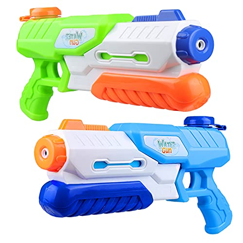 Yojoloin Water Pistol,2 Pack Water Gun for Kids Adults,1200ml Powerful...