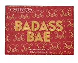 Catrice | Badass Bae Eyeshadow Palette | 12 Longlasting, Highly Pigmented & Buildable Shades | Paraben & Cruelty-free