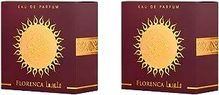 Lattafa Unisex Florenca Shams Al Shamoos Eau De Perfume - 35 ml + 35 ml