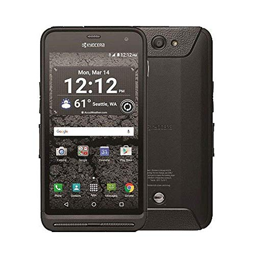 Kyocera Duraforce XD E6790 AT&T GSM Unlocked 16GB 4G LTE Android Smartphone Black