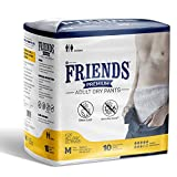 Best Adult Diapers - Friends Premium Adult Diapers Pant Style - 10 Review