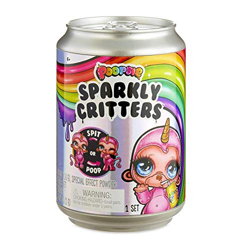 Poopsie Sparkly Critters Surprise, Candide, Branco