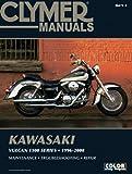 Kawasaki Vulcan 1500 Series Motorcycle (1996-2008) Service Repair Manual