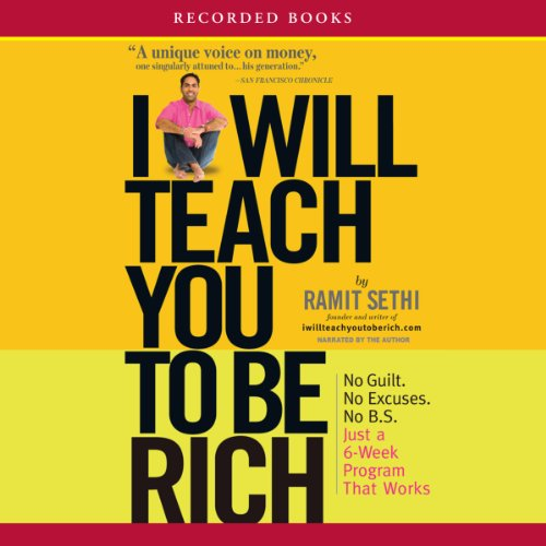 I Will Teach You to Be Rich audiobook cover art