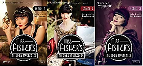 Best miss fisher's murders mysteries online Reviews