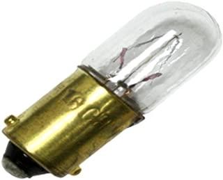 SYLVANIA 1829 - 37377 Miniature Automotive Indicator Light Bulb (Pack of 10)