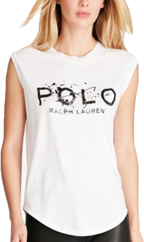 Polo Ralph Lauren GraphicPrint Cotton TShirt