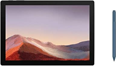 "$799 » Microsoft Surface Pro 7 2-in-1 12.3"" Touchscreen Tablet 2736x1824, 10th Gen i5, 8GB RAM, 128GB SSD, Quad-Core, USB-C, Backlit, Webcam, Win 10 w/Ice Blue Surface Pen"