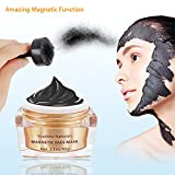 Mineral Rich Magnetic Face Mask Clean Pore Moisturize Skin with Magnet-2.1oz