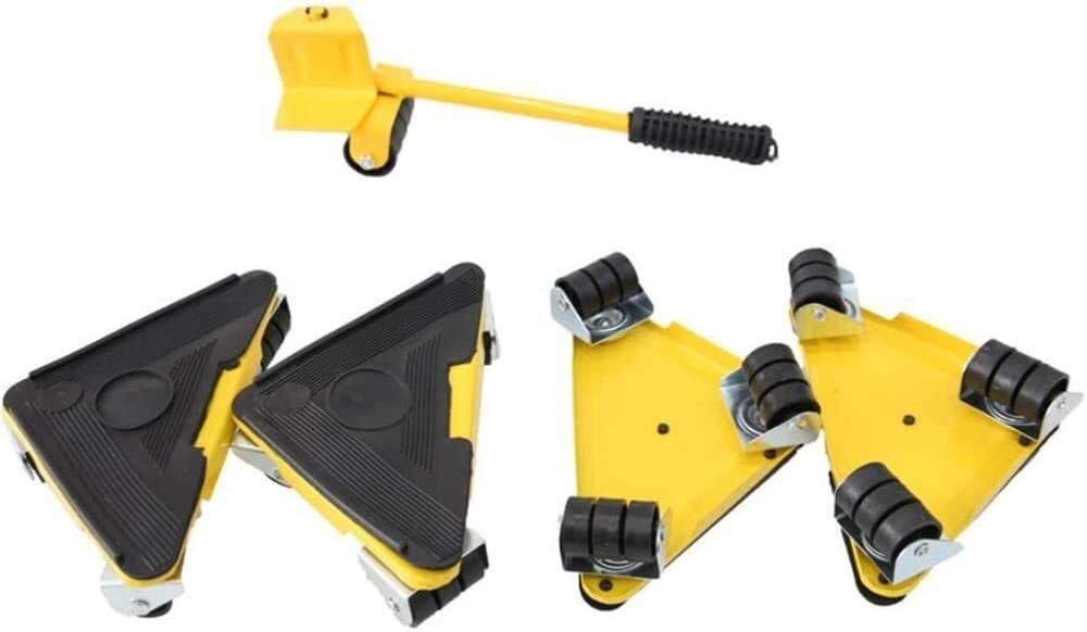 NBGG Heavy Furniture Moving Sliders Now free shipping 5 Lifter Challenge the lowest price of Japan ☆ 360° Pcs M Easy