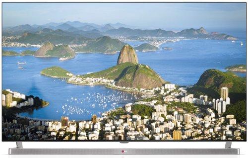 LG 55LB870V 139 cm (55 Zoll) Fernseher (Full HD, Triple Tuner, 3D, Smart TV)