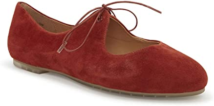 Me Too Cacey Women's Slip On 9 B(M) US Rust-Suede