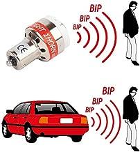 12V LED Back UP Light CAR Reverse Alarm Beeper Alert Warning Buzzer LED Bulbs (2)