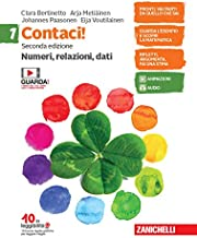 Contaci! Con tavole numeriche. Per la Scuola media. Con e-book. Con espansione online. Numeri, relazioni, dati-Misure, spa...