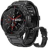 Smartwatch Hombre, Reloj Inteligente Impermeable 68, Monitor de...