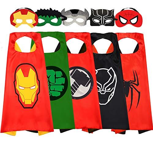 Kids Avengers Capes