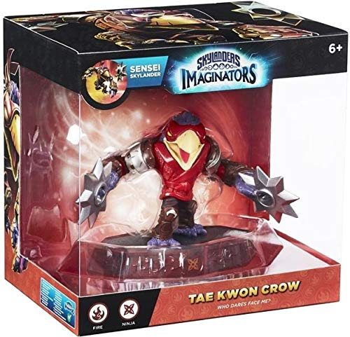 PlayStation 4: Skylanders Imaginators Personaggio Sensei Tae Kwon Crow M