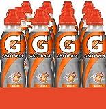 Gatorade Naranja 500ml - Bebida Isotónica con Sabor - Botella - Pack de 12