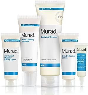 Murad Complete Acne Control Kit, 60-Day Regimen