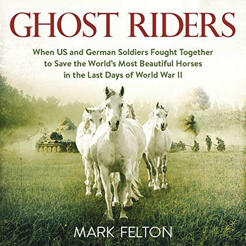 Ghost Riders audiobook cover art
