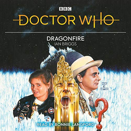 Doctor Who: Dragonfire audiobook cover art