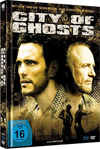 City of Ghosts - Uncut Limited Mediabook-Edition (+DVD) [Blu-ray]