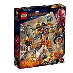 LEGO Super Heroes Marvel - La Battaglia di Molten   76128