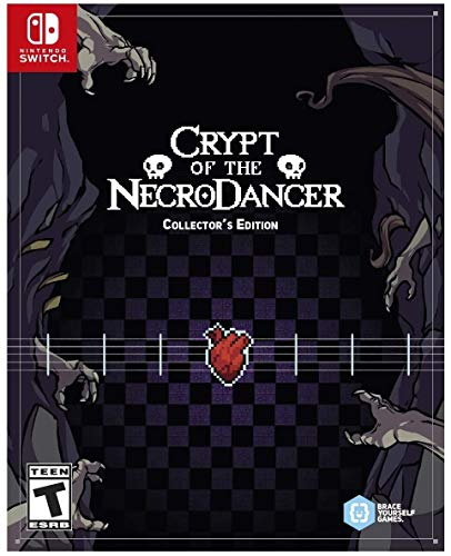 Crypt of The Necrodancer: Collector's Edition (Switch) is 15% off on Amazon:   $42…