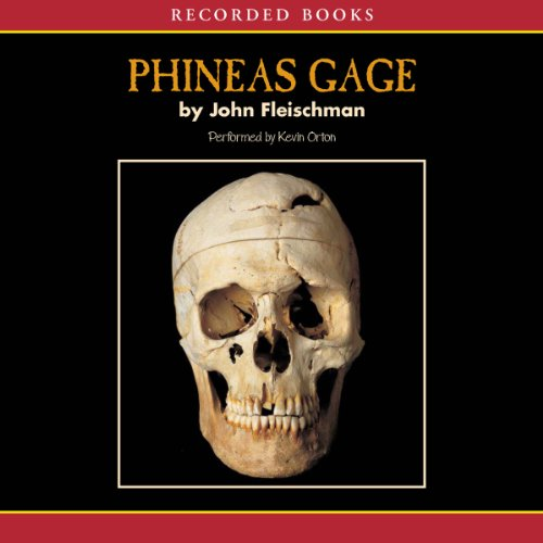 Phineas Gage audiobook cover art