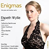 Enigmas: Solo Piano And Chamber Works [Elspeth Wyllie; Catherine Backhouse; Claire Overbury; Hetti Price; Alexa Beattie] [Divine Art: DDA25145]