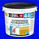 Super Finish Spachtel 20kg Fertigspachtel Q4 Perfekt Glätt Flächen Füll für Küche Bad Wohnzimmer RM44
