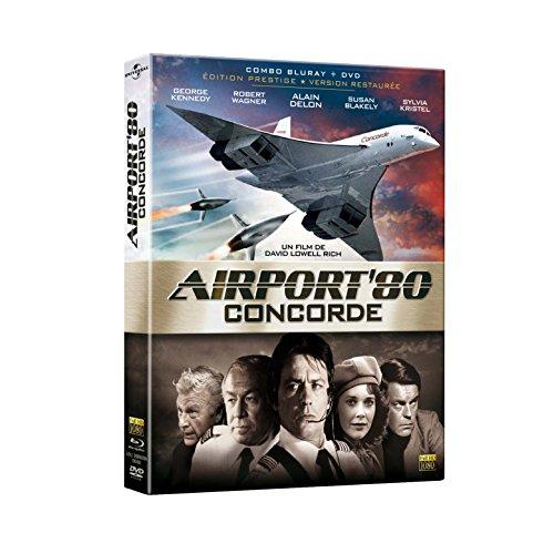 Airport '80 : Concorde [Combo Blu-Ray + DVD-Édition Prestige-Version Restaurée]
