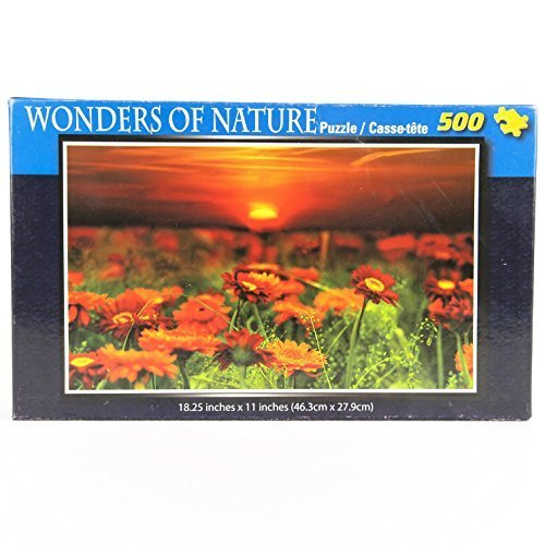 Wonders of Nature 500 Piece Puzzle by cardinal industries