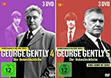 George Gently Staffel 4+5 (6 DVDs)